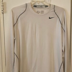 Nike pro Compression long sleeve shirt